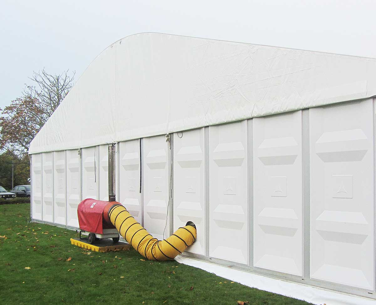 Marquee Heater