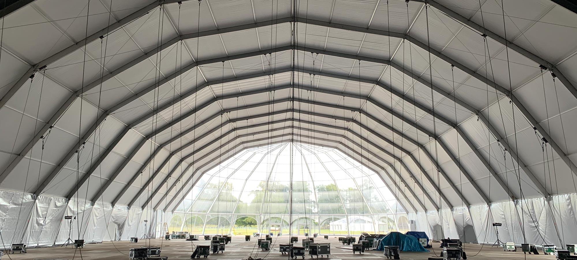 Igloo Structure Interior