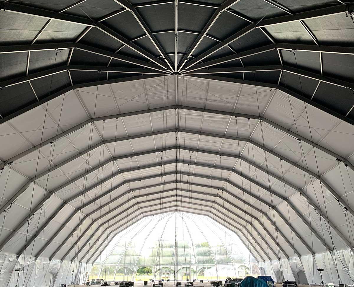 Igloo-ceiling