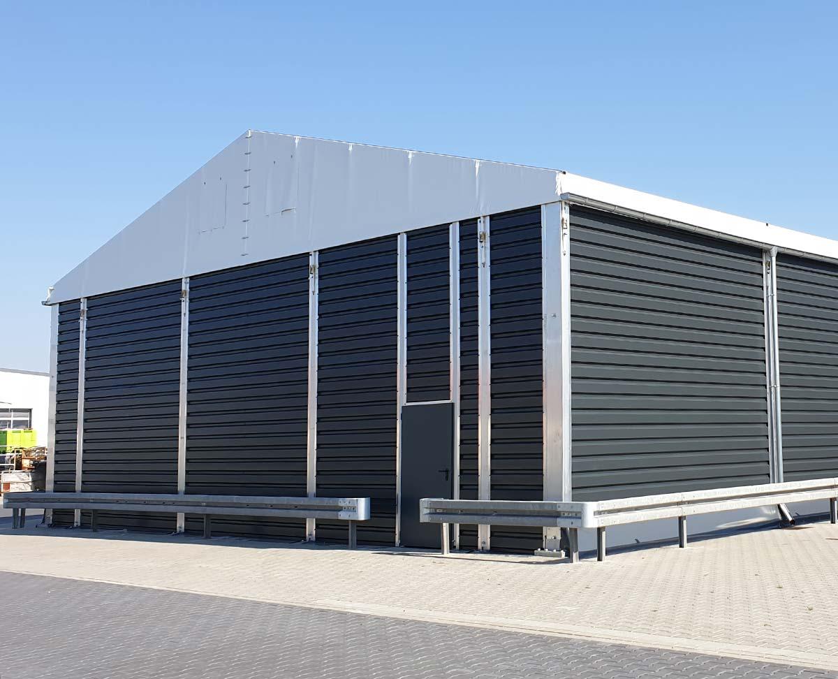 Non Insulated Temporary Building