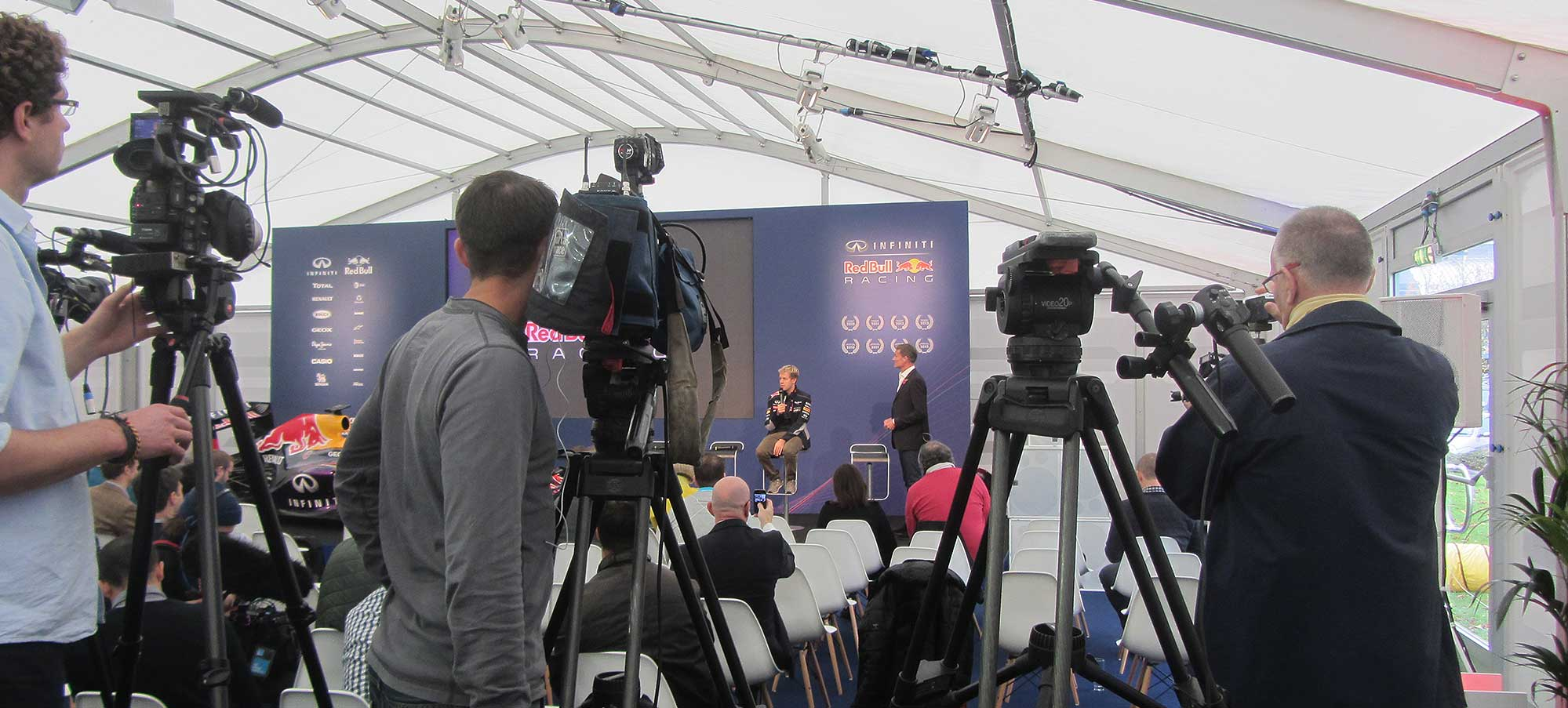 Red Bull Marquee