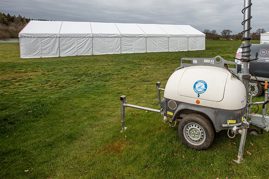 Catering Marquee