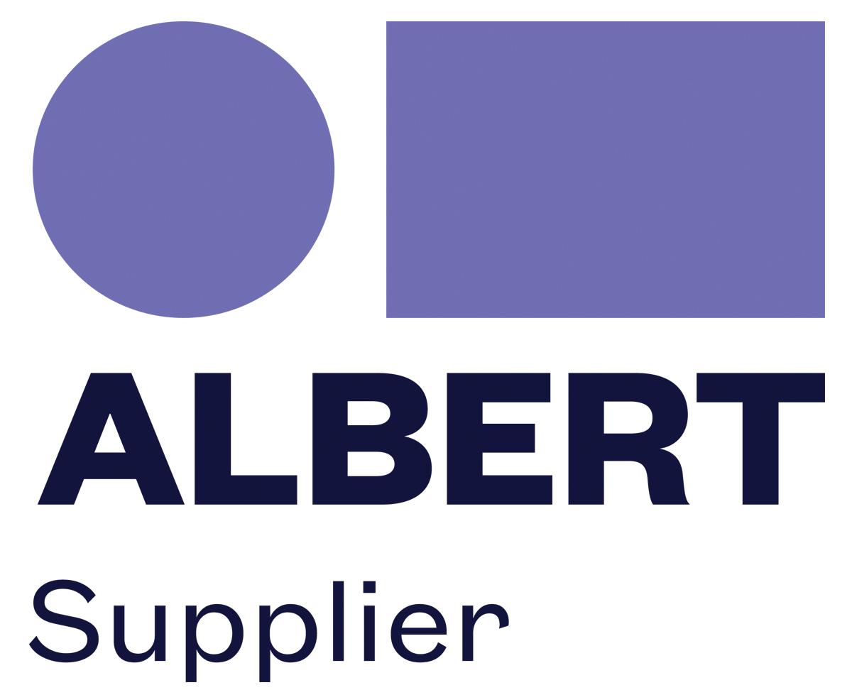 Albert Supplier Logo